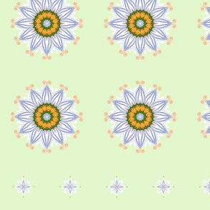 fussy-cut_dotted_flower_panel