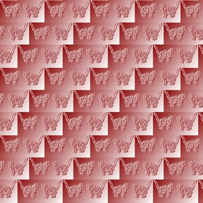 Tabby Illusion Red