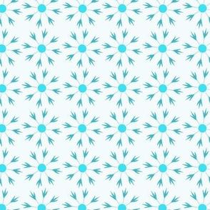 teeny tiny blue