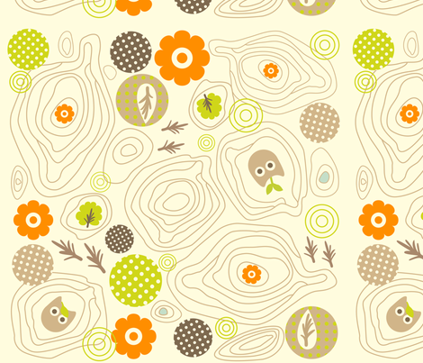 baby matter 2 fabric by greenkaijyu on Spoonflower - custom fabric