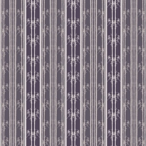 Bamboo wainscot, Purple