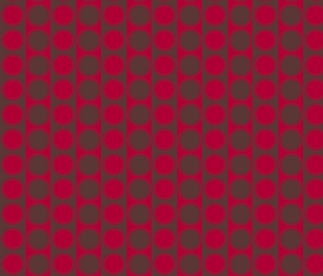 Opposing Circles fabric by cksstudio80 on Spoonflower - custom fabric