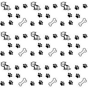 puppy prints - mcrooker