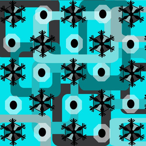 A modern Snow Pattern
