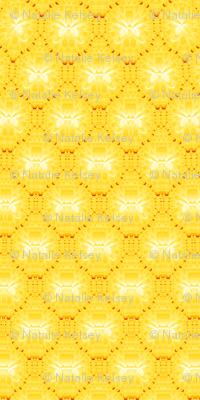 Lotus Kaleidoscope-- Gold