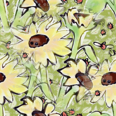 Sunflower_Ladies