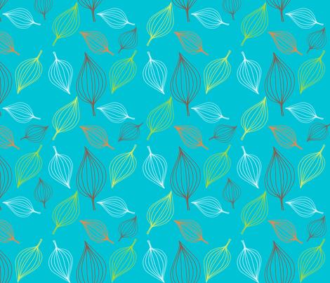 boba_teal_lg fabric by monicaleestudios on Spoonflower - custom fabric