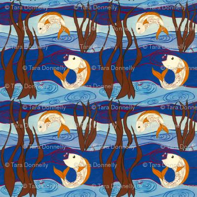 Fishes in Aquatic