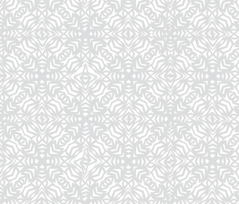 snow fabric by deetee on Spoonflower - custom fabric