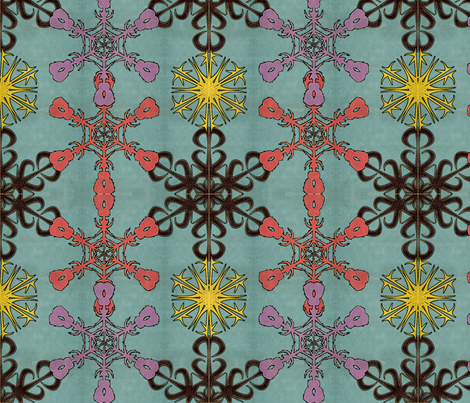 colourflakes fabric by snork on Spoonflower - custom fabric