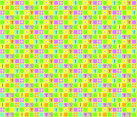 BabyLoveBobaFabric fabric by tammikins on Spoonflower - custom fabric