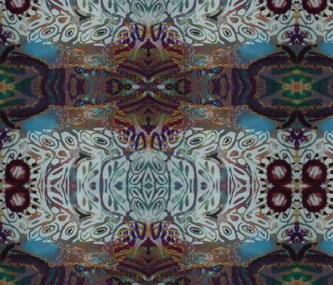 Mystic Dances fabric by suebee on Spoonflower - custom fabric