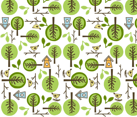 fabric_baby_carrier_final_2 fabric by emilyb123 on Spoonflower - custom fabric