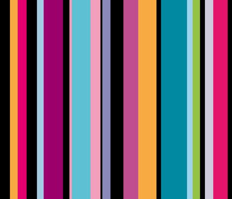 tipsy_stripesII fabric by mail@stefanievonhoesslin_com on Spoonflower - custom fabric