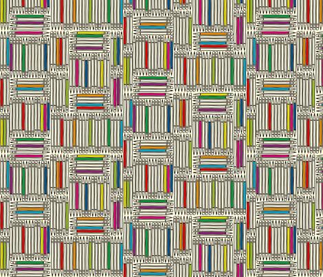 Pencil Case fabric by brightonbelle on Spoonflower - custom fabric