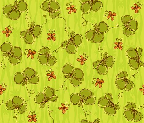 Pick Me fabric by snowflower on Spoonflower - custom fabric