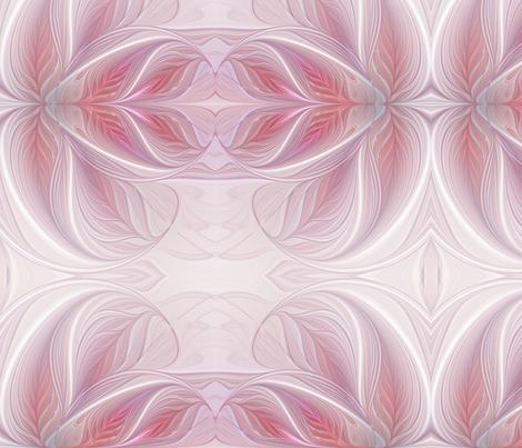 Flamingo fabric by wyrdwolf on Spoonflower - custom fabric