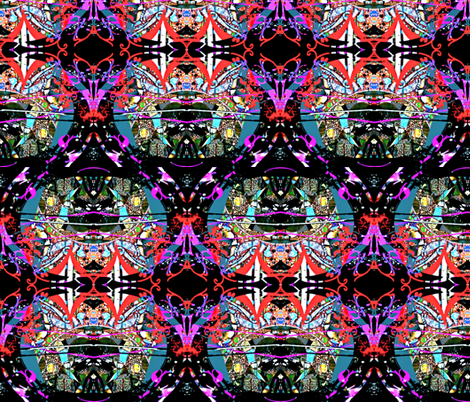 Everything But The fabric by whimzwhirled on Spoonflower - custom fabric