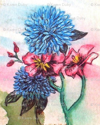 aceo__4_flowers-ed