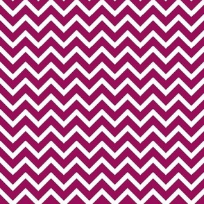 berry chevron