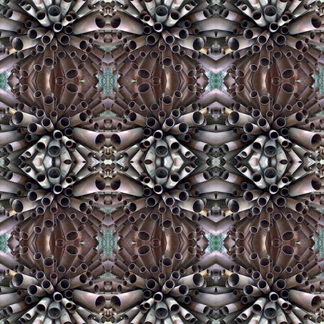 SteamPunk Junk fabric by eelkat on Spoonflower - custom fabric
