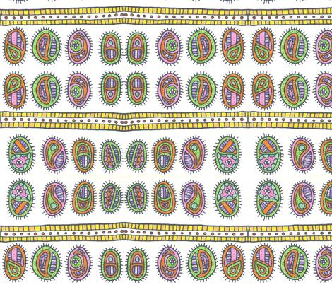 bacteriacolony3 fabric by jkayep2 on Spoonflower - custom fabric
