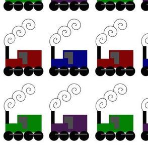 Chuff Chuff Trains