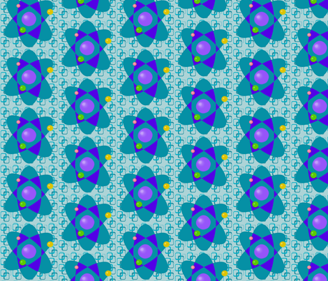 RetroAtomic fabric by kre8or on Spoonflower - custom fabric