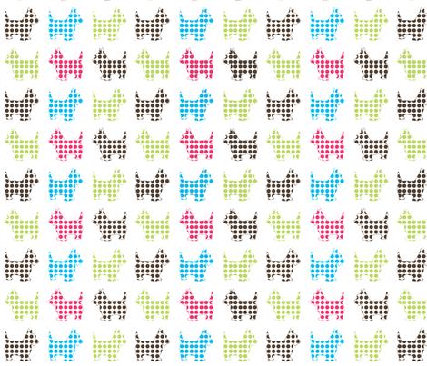 Scotties fabric by malien00 on Spoonflower - custom fabric