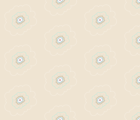 Shabby_Chic1 fabric by vina on Spoonflower - custom fabric