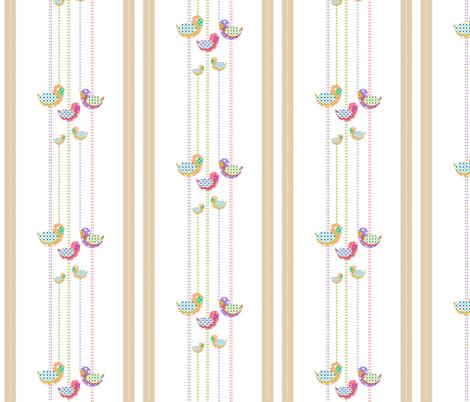 birds1-ed fabric by vina on Spoonflower - custom fabric