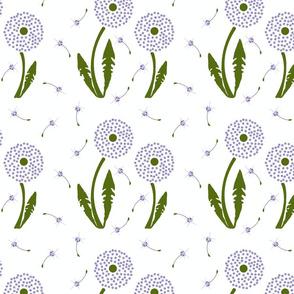 Dandelion Delirium-Lavender