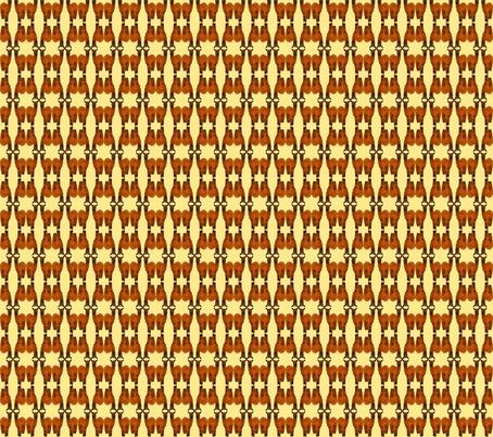 Fionn the Alpaca fabric by alpaca_lady on Spoonflower - custom fabric