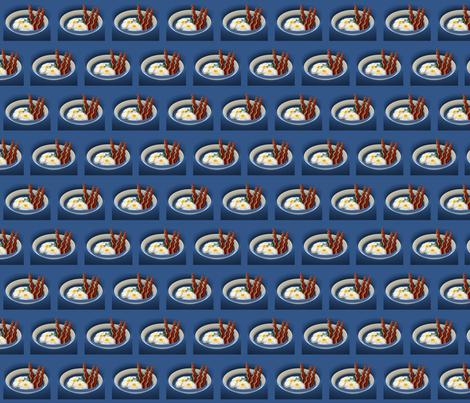 Fractal Breakfast fabric by winter on Spoonflower - custom fabric