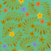 FlourishTropique-frenchgreenmulti