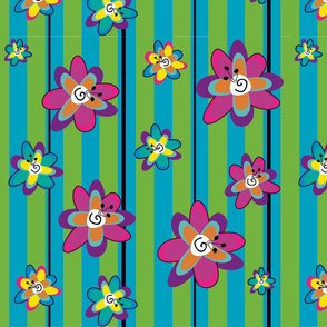 flowers_and_stripes
