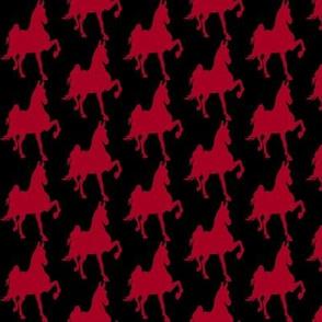 Ditzy ASB (Black-Red)