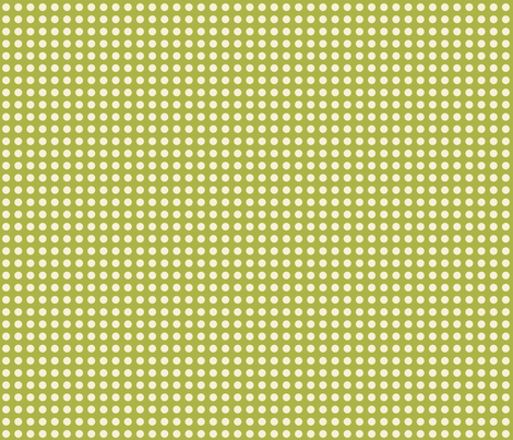 green polka dots fabric by mytinystar on Spoonflower - custom fabric