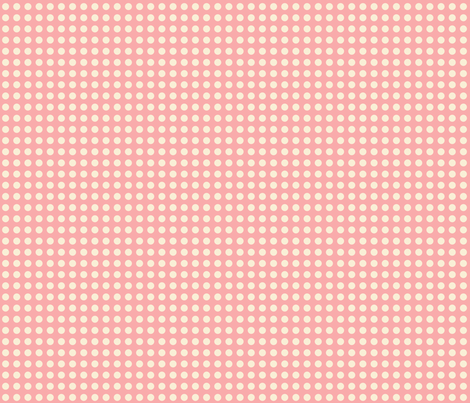 pink polka dots fabric by mytinystar on Spoonflower - custom fabric