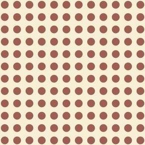 milk polka dots
