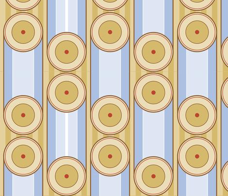 jugendstil1 fabric by vina on Spoonflower - custom fabric