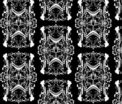 Steamed Pattern fabric by jadegordon on Spoonflower - custom fabric