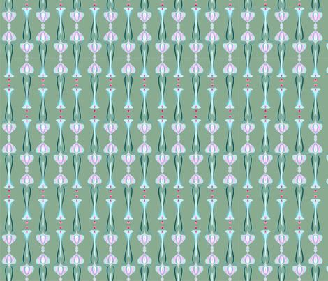 jugendstil5 fabric by vina on Spoonflower - custom fabric