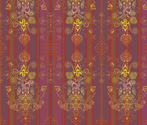 Opulent 1 fabric by jadegordon on Spoonflower - custom fabric
