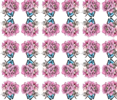 Gyspy  fabric by laurenssummers on Spoonflower - custom fabric