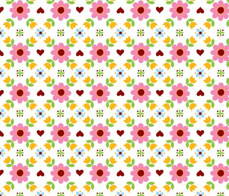 Retro3-ch fabric by katharinahirsch on Spoonflower - custom fabric