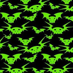 Bat Skulls