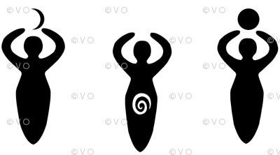 goddess tattoos