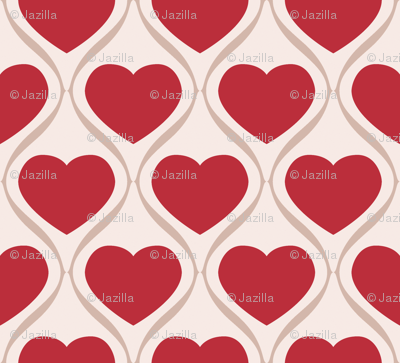 Ogee Heart RBM