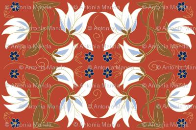 magnolia_red